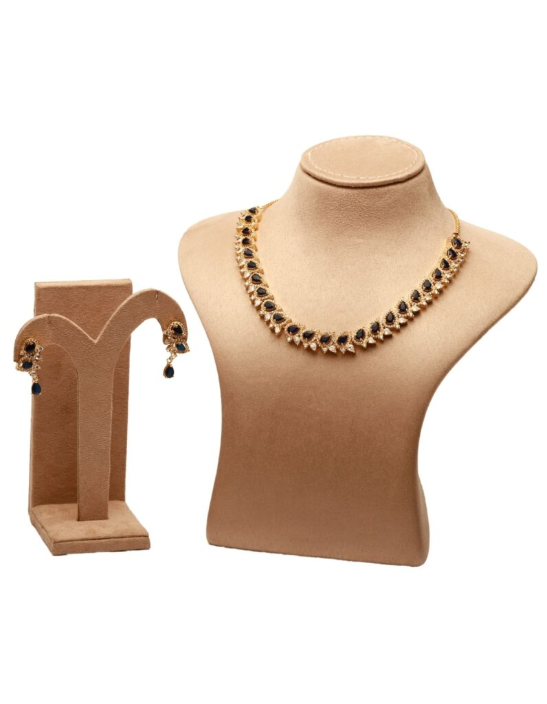 stone necklace for women